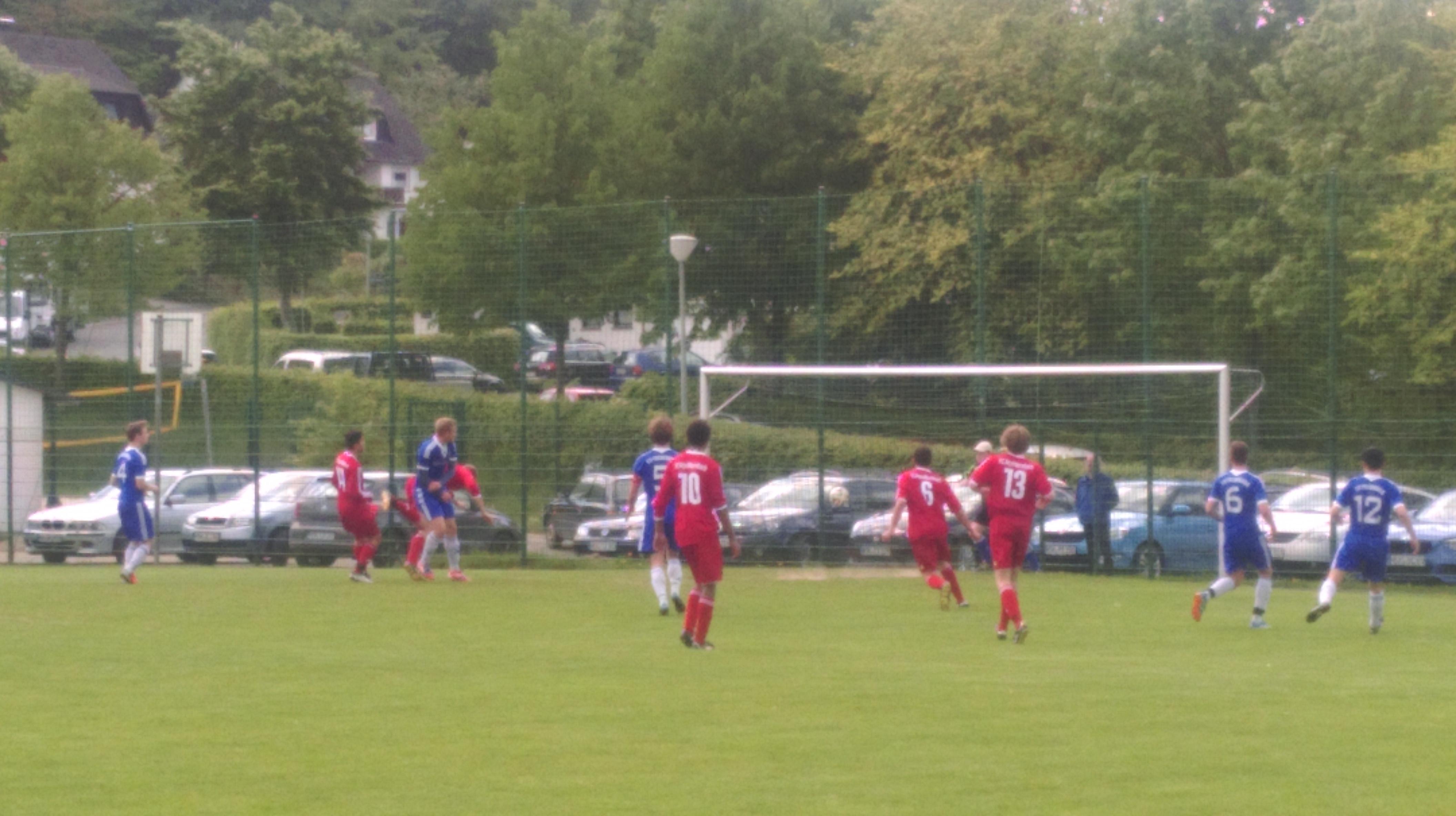 1:1-Unentschieden von TV I gegen FC Arpe/Wormbach 2 im Derby