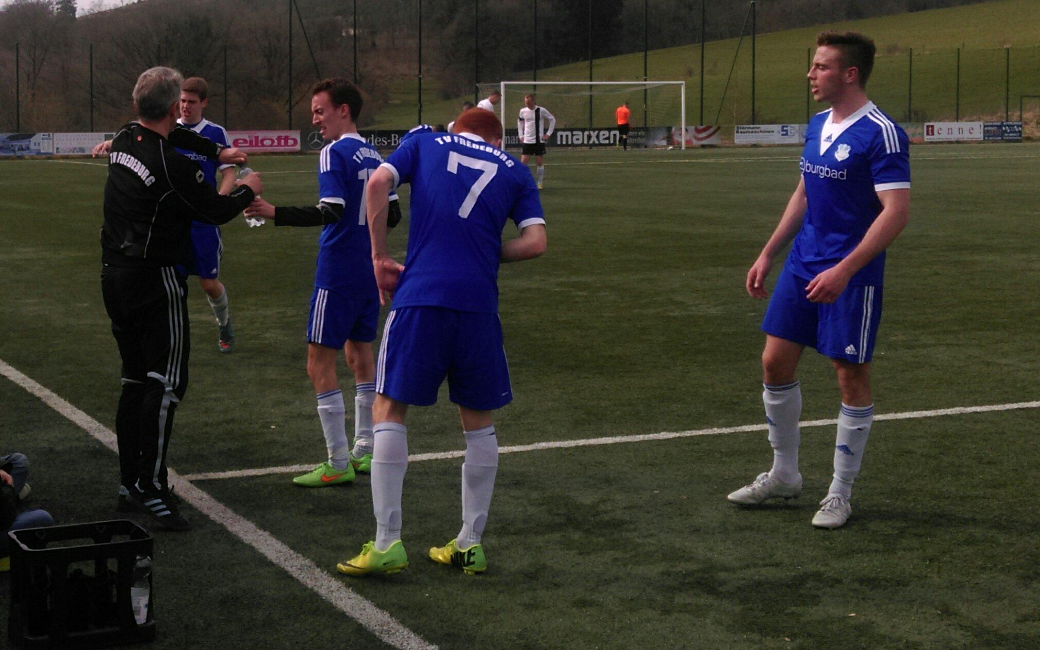 TV I – 2:2-Remis im Spitzenspiel gegen FC Cobbenrode