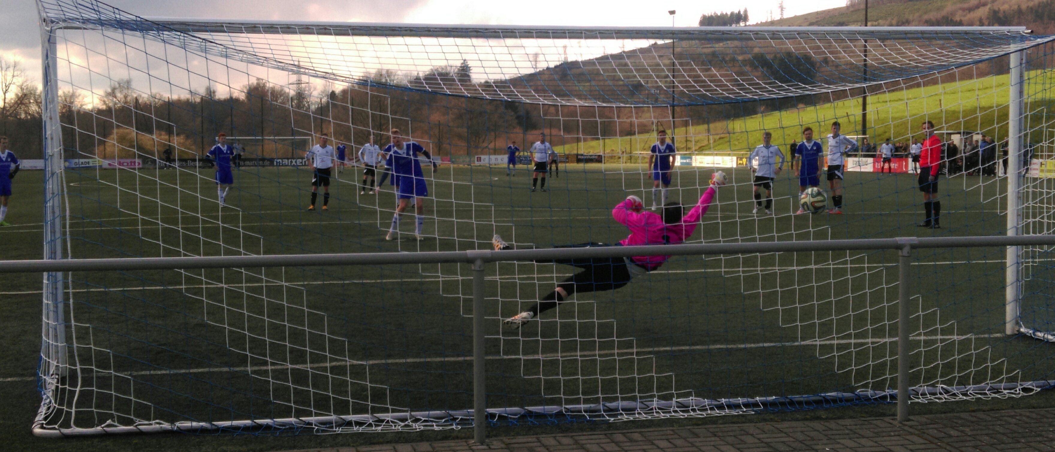 TV I – Durststrecke mit 3:0-Heimsieg gegen FC Fleckenberg/Grafschaft beendet