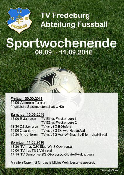 Sportwochenende_Plakat_2016