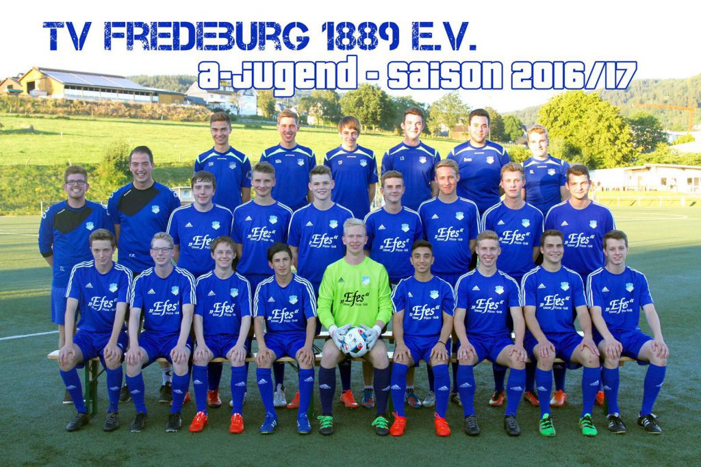 TV Fredeburg - A-Junioren - 2016