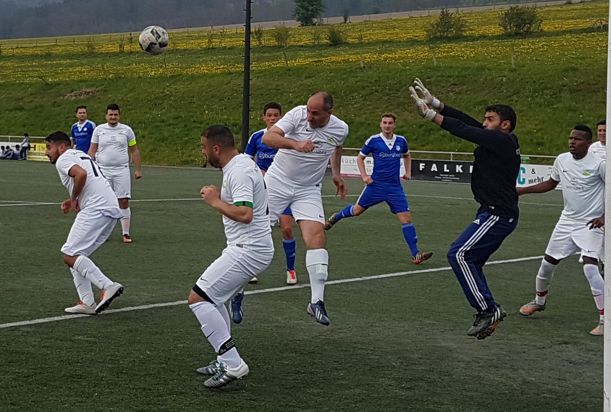 TV I – 6:0-Kantersieg gegen FC Mezopotamya
