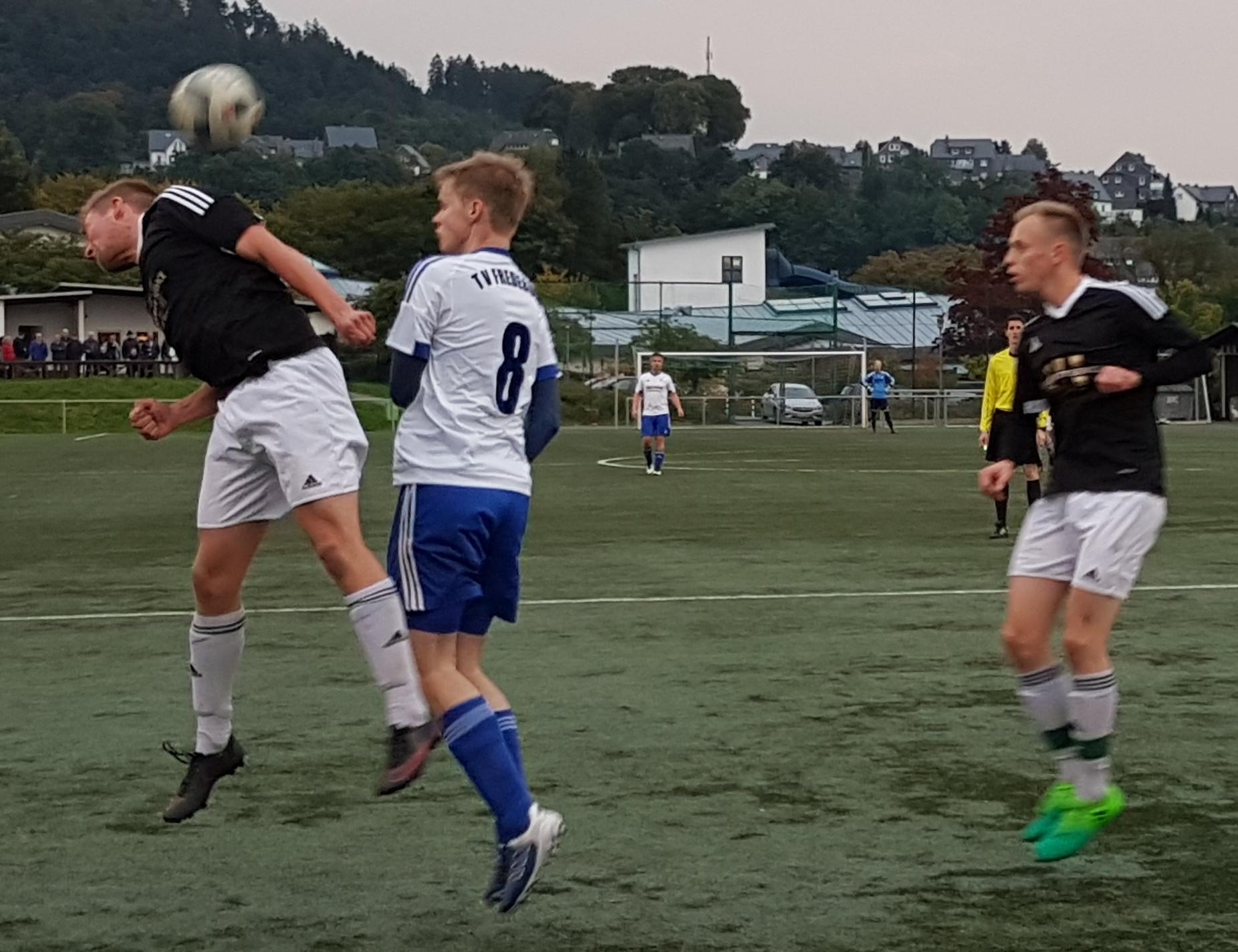 TV I mit Duselsieg gegen FC Ostwig/Nuttlar